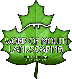 Word of Mouth Landscaping Logo