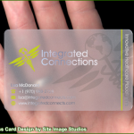 Integrated Connections Business Card